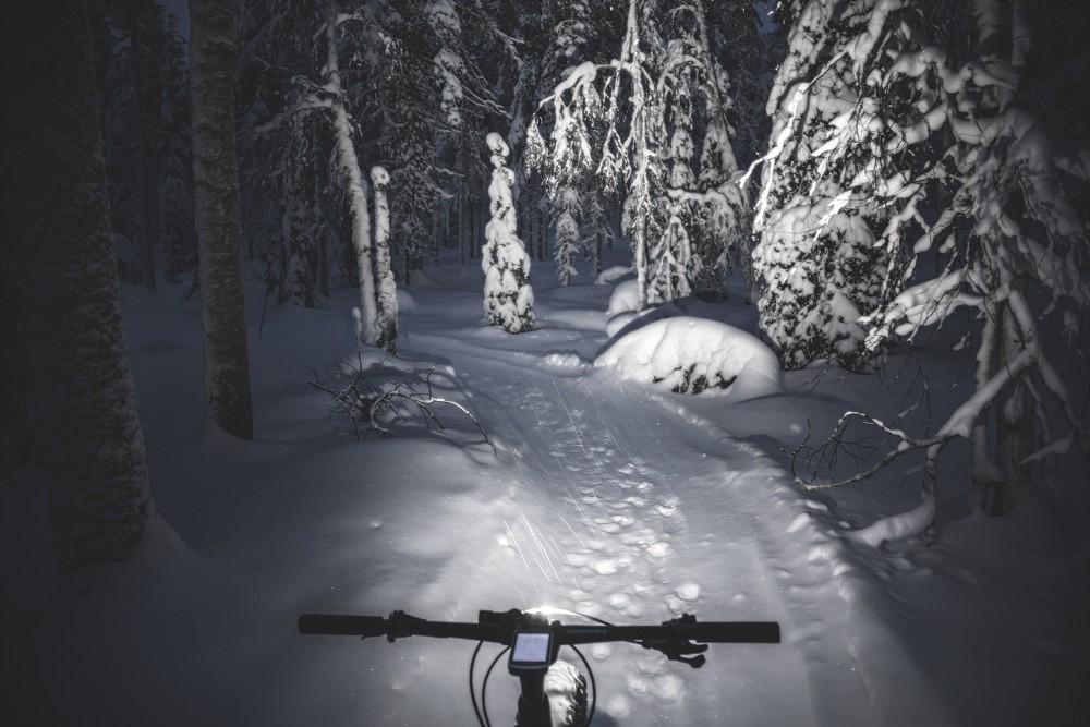 fatbike, läskipyörä, talvipyöräily