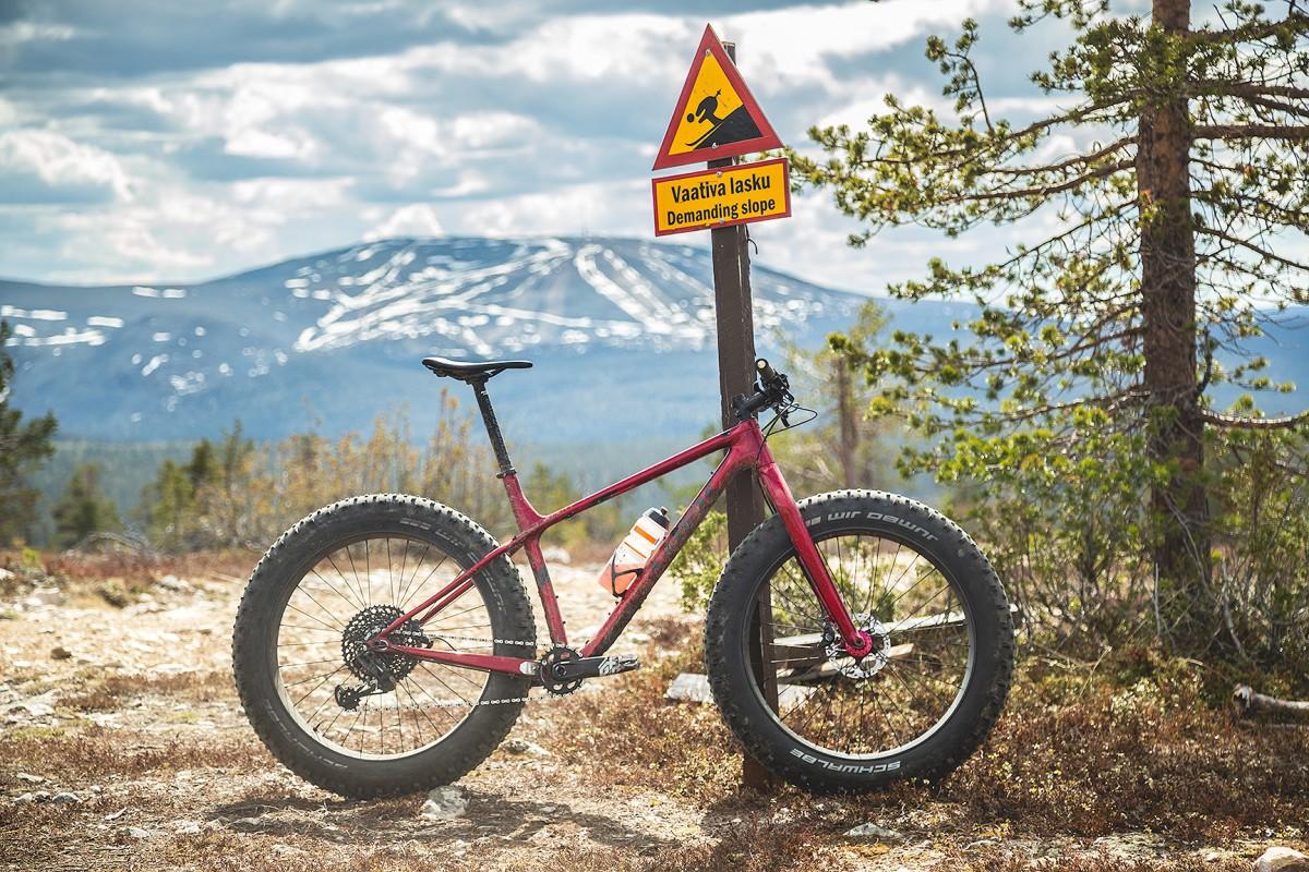 ylläs maastopyöräily